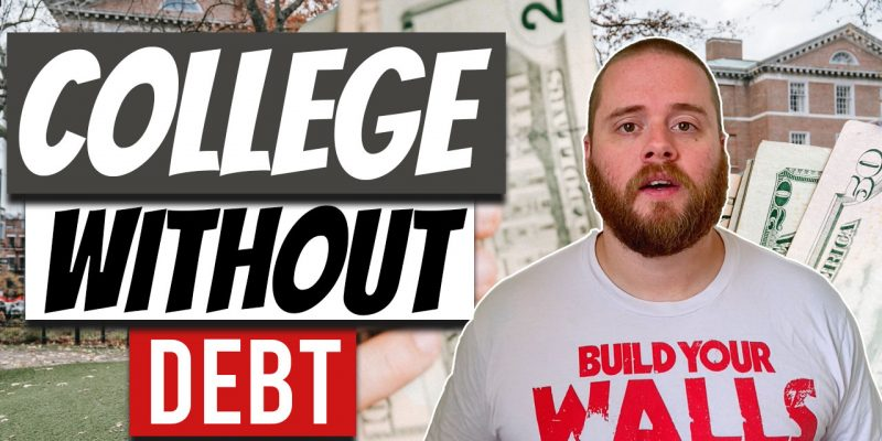 how to debt free degree