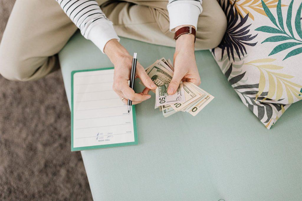 it's just money idea