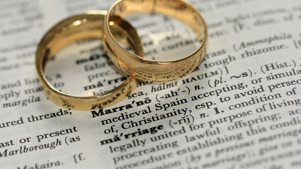 financial change in marriage