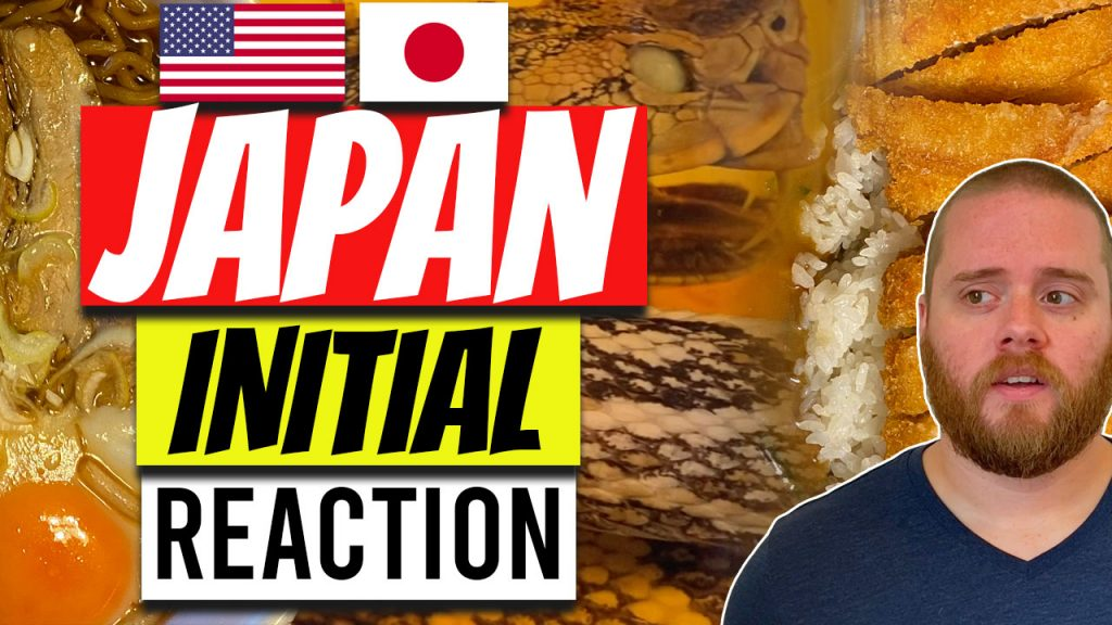 American's Initial Reaction to Japan